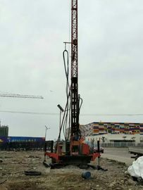 Jet Grouting Drilling Rig